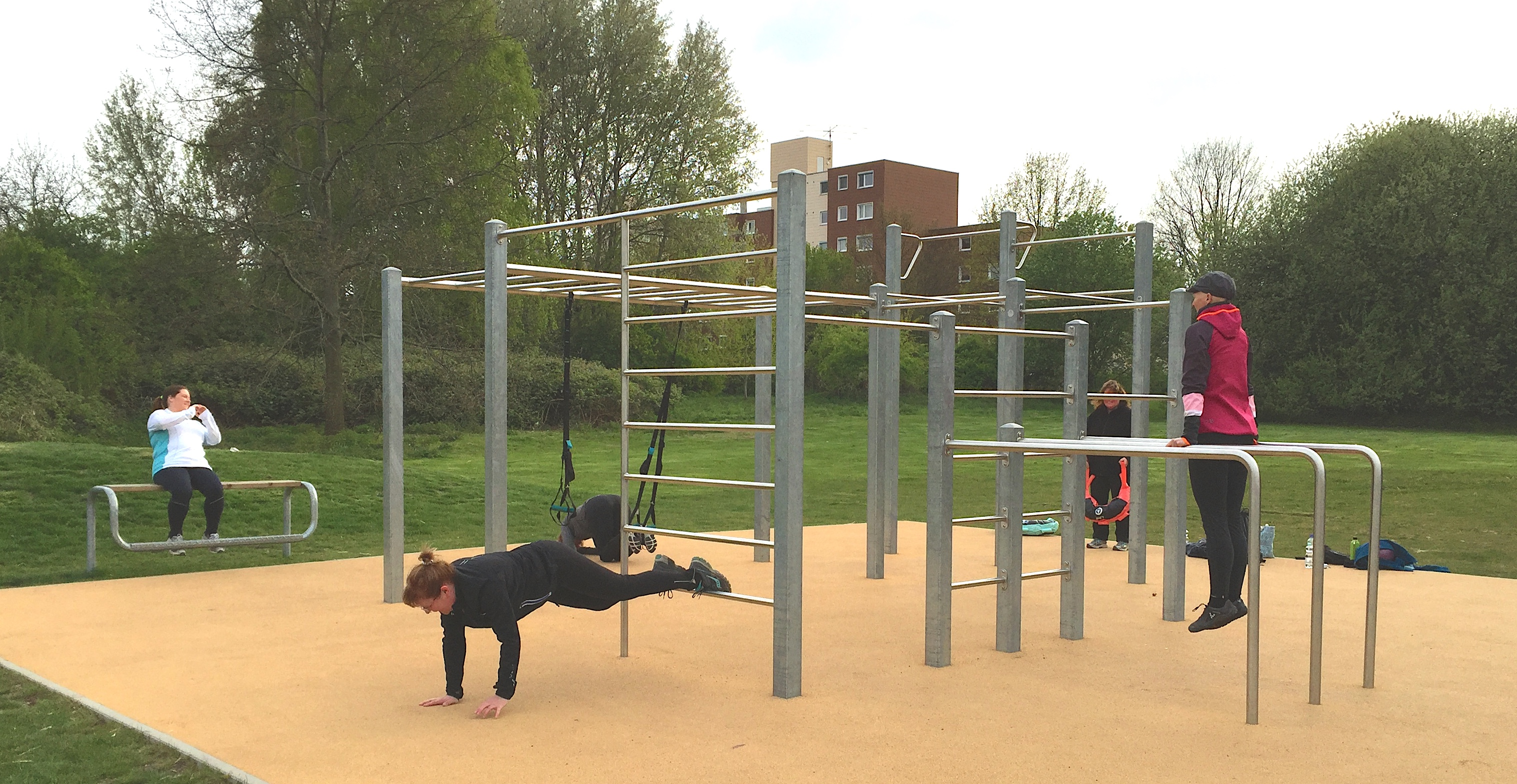 Klettergerüst Training : Klettergerüst training functional Übungen trainingsplan