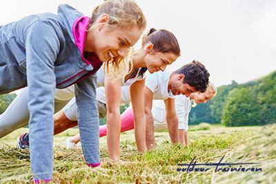 britta friedrich outdoor training termine sport übergewichtige